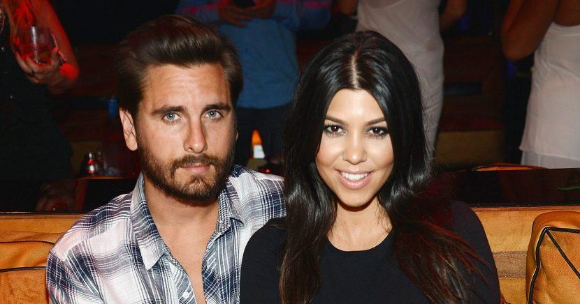 Kourtney Kardashian and Scott Disick Coparenting Pic Sparks Outrage