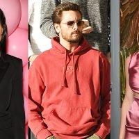 Kourtney Kardashian & Sofia Richie Fighting Over Who'll Spend The Holidays With Scott Disick