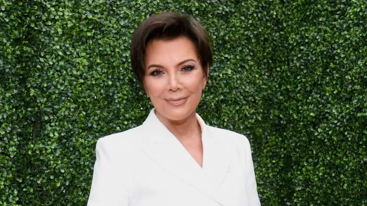 Kris Jenner Is Real-Life 'Thank U, Next' Mom at Victoria's Secret Show