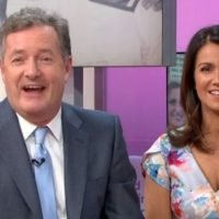 "Good Morning Britain's Susanna Reid talks relationship with ""good friend"" Piers Morgan"