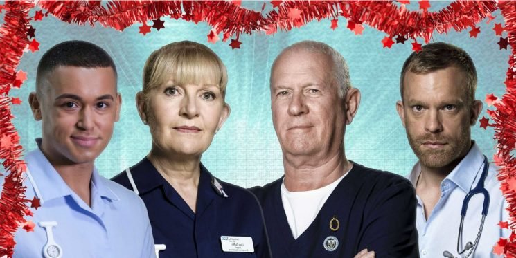 Casualty: 7 of the biggest storylines coming your way this Christmas