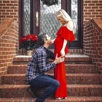 Arie Luyendyk Jr. and Lauren Burnham Give Sweet Update on Their Baby on the Way