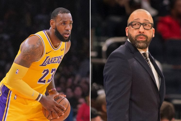David Fizdale seizes on LeBron momentum: Players want Knicks