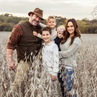 Lee Brice's Wife Sara Says They May Have More Children: 'We've Always Left That Part Up to God'