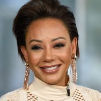 Mel B Just Posted A Photo Of Herself In The Hospital After 'Severing' Her Hand