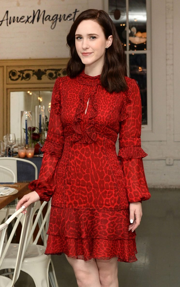 Rachel Brosnahan Dishes on How Food Plays a Major Role in Season 2 of The Marvelous Mrs. Maisel