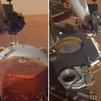 NASA's InSight sends back clearest-ever photos of Mars
