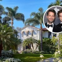 Nate Berkus and Jeremiah Brent List Photogenic Mansion in L.A.'s Hancock Park