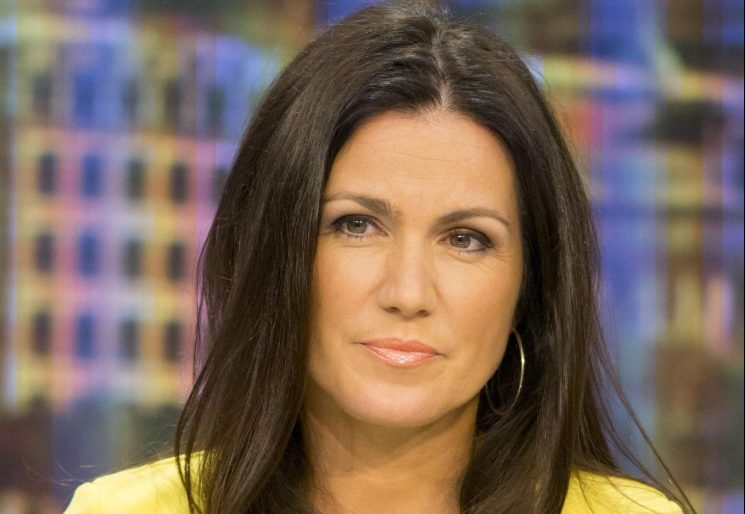 How old is Susanna Reid and is she dating Crystal Palace chairman Steve Parish? Good Morning Britain host alongside Piers Morgan