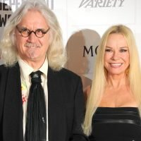 How old is Billy Connolly, does he have Parkinson's, has he been knighted and who is his wife Pamela Stephenson?