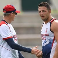 Sam Burgess is OK if new club boss Wayne Bennett criticises him in public