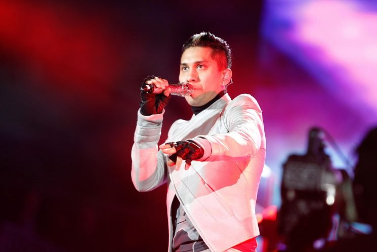 Who is Taboo? Black Eyed Peas rapper Jaime Luis Gomez who fought testicular cancer