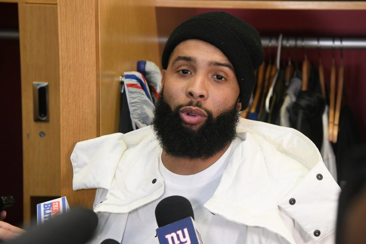 Odell Beckham opens up about injury: 'Amazing' practice took turn