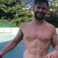 Open Post: Chris Hemsworth's Nipples In Thailand