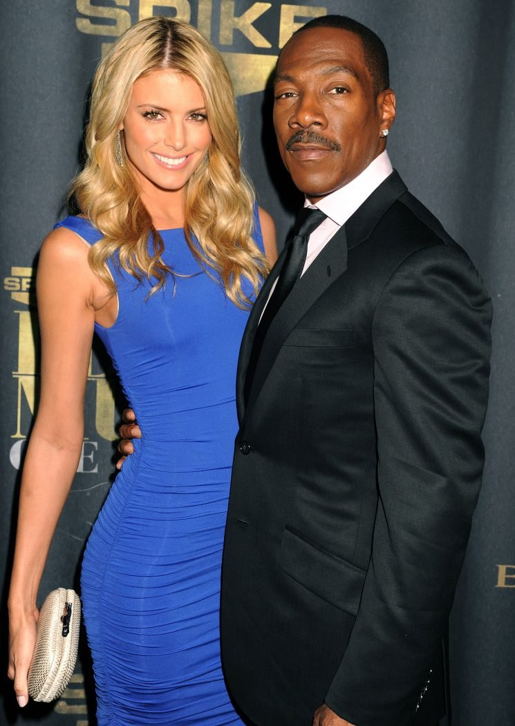 Dad of 10! Eddie Murphy and Paige Butcher Welcome Son Max Charles