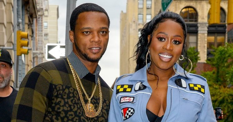 Remy Ma Gives Birth, Welcomes Baby With Husband Papoose