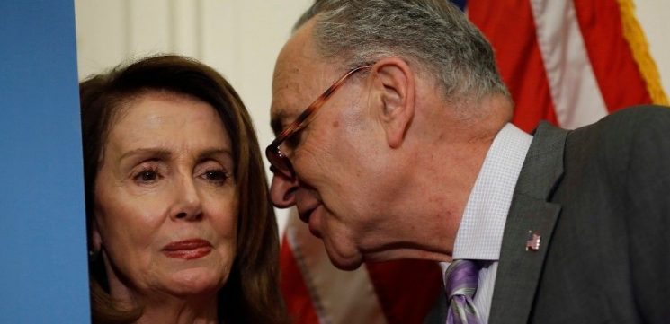 Most Americans Trust Democrats In Congress Over President Trump, Polling Shows
