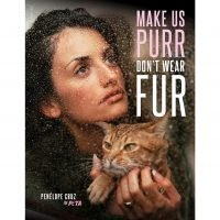 Penélope Cruz Teams Up with PETA Again to Urge the World to Go Fur-Free