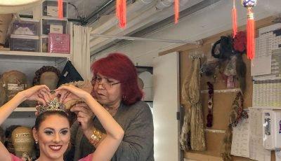 Ballet Superstar Tiler Peck Takes Us Behind the Scenes as the Nutcracker's Sugar Plum Fairy