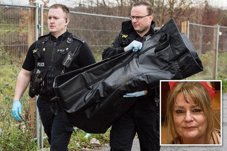 Human LEG found in river is that of missing mum Marie Scott who walked out of family home last Christmas