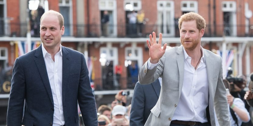 Harry's Relationship with William Is Changing Amid Kensington Palace Split