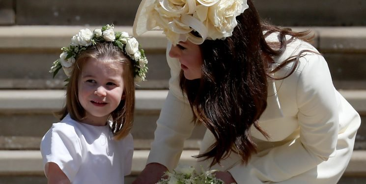 Kate Middleton Took Princess Charlotte on an Adorable Girls-Only Christmas Outing