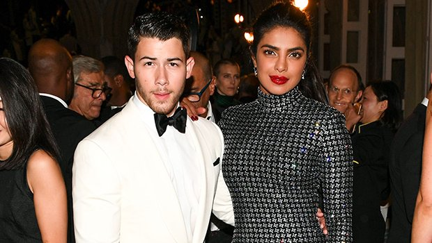 Priyanka Chopra Stuns In Bright Multi-Colored Dress For Her & Nick Jonas' Mehendi Ceremony