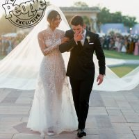 See the Stunning Handmade Place Cards From Nick Jonas' and Priyanka Chopra's Wedding Up Close