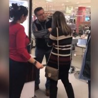 'Go back to where you came from': Racist customer shouts at Arabic-speaking employee