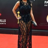 Lawsuit Dropped Against Egyptian Actress Rania Youssef After She Was Sued Over Sheer Red Carpet Dress