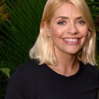 Holly Willoughby rocks VERY 'naughty' Christmas jumper
