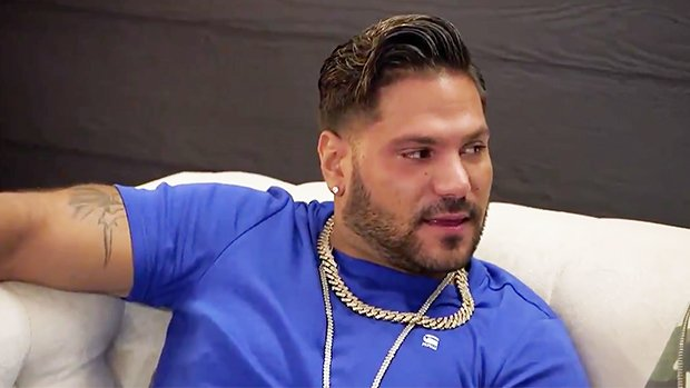'Jersey Shore': Ronnie Declares He's 'Single' — But Did He Sleep With Angelina's Friend?