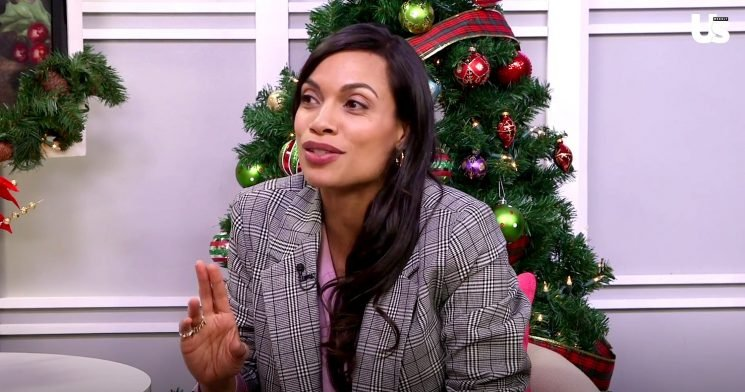 Rosario Dawson: I Planned to Adopt an Older Child Since I Was 5