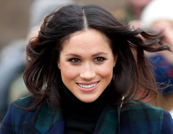 Meghan Markle Pulls a Kate Middleton and Repeats a Stunning Past Look