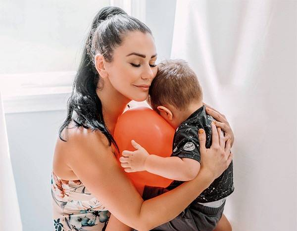 JWoww Shares Video of Son Speaking After Revealing Autism Diagnosis