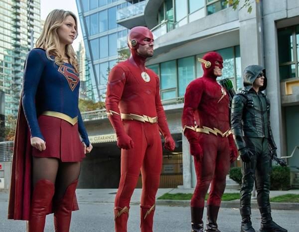 The Elseworlds Arrowverse Crossover Is Going to Be So Epic