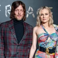 Diane Kruger Just Revealed the Sex of Her Baby With Norman Reedus