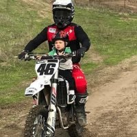 Carey Hart Has Message to ''Parent Police'' After Son Rides Dirt Bike