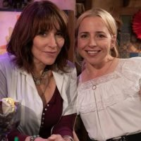 Sparks Fly With Katey Sagal on The Conners