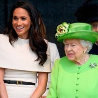 Queen Elizabeth II Gives Shout-Out to Prince Harry, Meghan Markle Baby