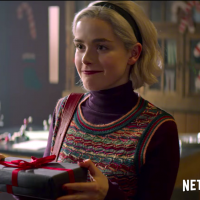 Sabrina Holiday Special Trailer: Ghosts, Demons and a Very Scary Christmas