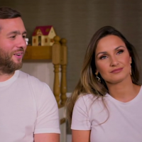 Sam Faiers has furious argument with Paul Knightley after he refuses to let their three-year-old son join nursery