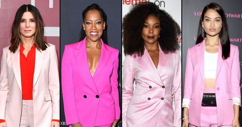 Celebs Make a Powerful Statement in Suits in This Unexpected Color