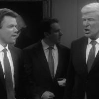 SNL Spoofs It's a Wonderful Life: What If Trump Was Never POTUS? — Watch