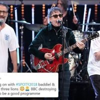 BBC blasted for 'ruining' Three Lions with dire Sports Personality of the Year 2018 performance