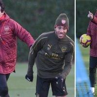 Unai Emery resisted severely punishing the Arsenal stars caught inhaling hippy crack
