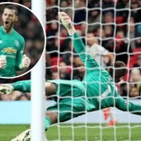 Man Utd star David De Gea to double money by signing incredible new £400,000-a-week contract… making him world's highest-paid goalkeeper