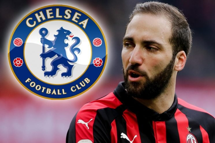 Gonzalo Higuain asks for Chelsea transfer and Juventus are ready to make deal as Blues look to solve attack crisis