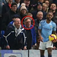 Chelsea identify 'racist' fan who screamed abuse at Raheem Sterling and give his name to police