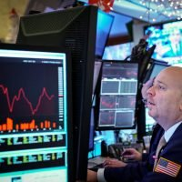 Be careful how you read the stock markets' crazed gyrations